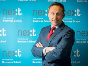 José Lominchar se incorpora como Director General de Next IBS