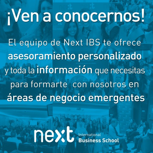 Ferias internacionales Next IBS