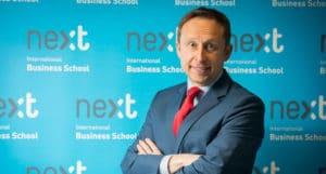 José Lominchar, Director General de Next International Business School
