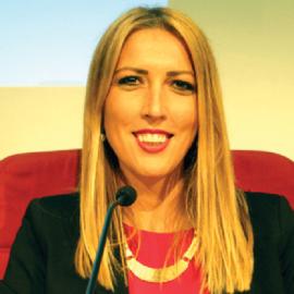 Miljana Micovic, coordinadora del Master in Big Data & Business Intelligence y del Máster en Inteligencia Turística