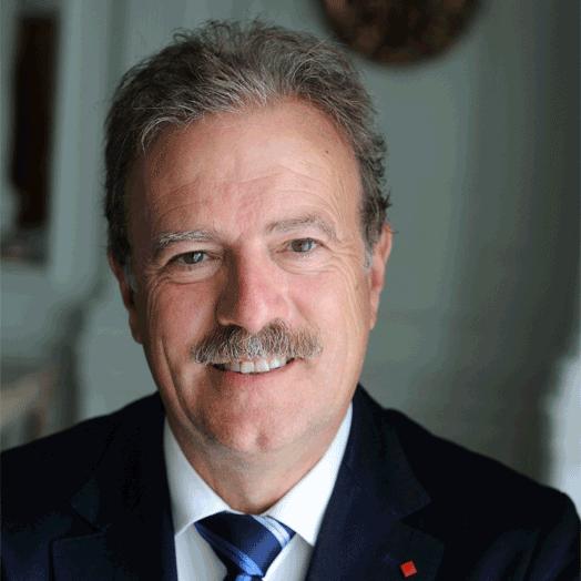Manuel Campo Vidal, presidente de Next International Business School