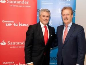 Banco Santander y Next IBS firman un acuerdo para apoyar el comercio exterior