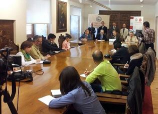 Convenio de Next IBS y la Universidad de Salamanca
