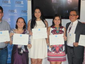 Estudiantes colombianos aprenden sobre comercio exterior en las Semanas Internacionales de Next IBS