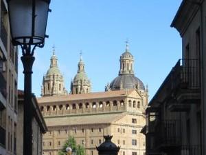 La segunda visita a Salamanca de los alumnos de Next