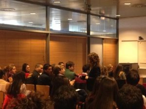Los alumnos de Next visitan Lleida 2