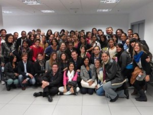 Next IBS visita Inditex
