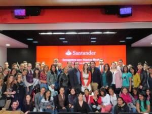Next IBS visita el Banco Santander