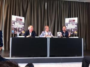 """El Presidente del Consejo Académico de NEXT IBS, Manuel Castells presenta su nuevo libro """"Redes de indignación y esperanza"""""""