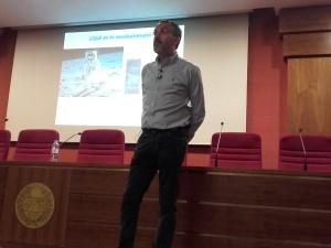"""Carlos Fernández """"La tecnología no nos cambia la vida, sino su uso"""""""