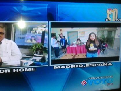 Alumnos de Next IBS trabajan en las elecciones de República Dominicana