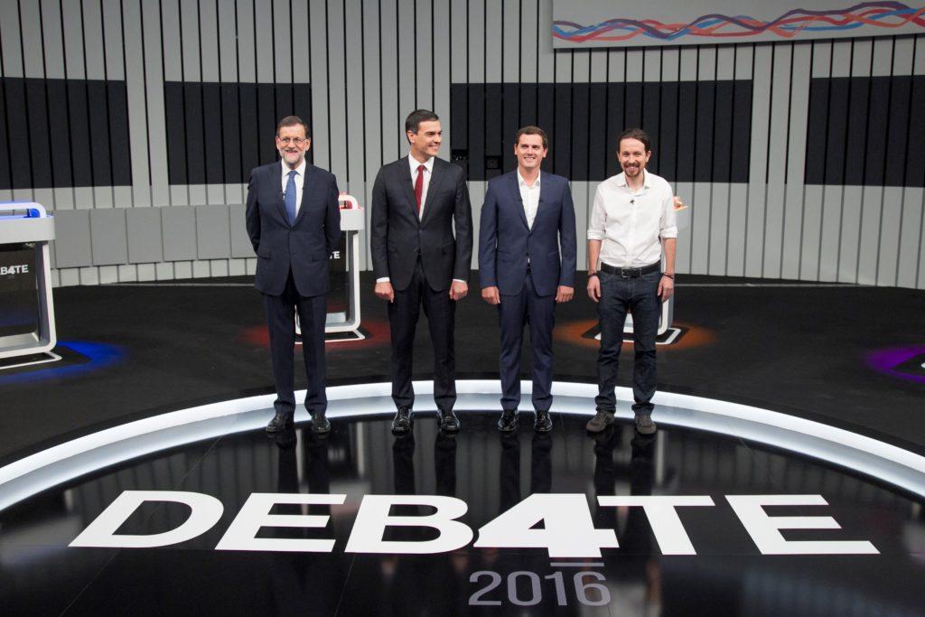 Imagen cedida por la Academia de Televisión | academiatv.es
