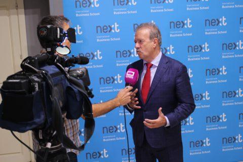 MCV entrevistado por Canal Castilla la Mancha