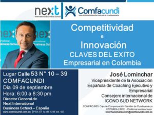 Next IBS visita Colombia y Perú