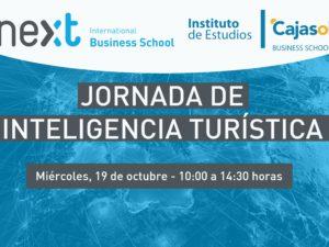 Next IBS y el Instituto Estudios Cajasol organizan una Jornada de Inteligencia Turística