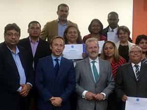 Profesionales de Panamá se forman en el PIAC de Next IBS