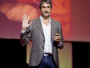 """Jesús Vega: """"Las redes sociales nos desconcentran de las pocas cosas importantes"""""""