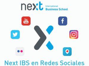 Descubre las ventajas de seguir a Next IBS en redes sociales