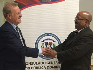 El Consulado de República Dominicana recibe a los alumnos de Next IBS