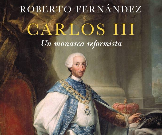 El Rector de la UdL presenta su libro sobre Carlos III