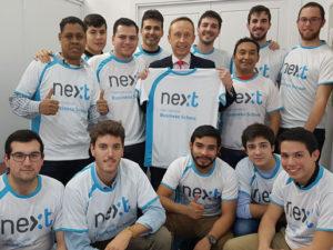 Next IBS ya tiene equipo de fútbol para la temporada 2016/2017