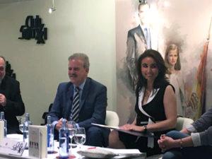 """Manuel Campo Vidal presenta su libro """"La cara oculta de los debates electorales"""" en Madrid"""