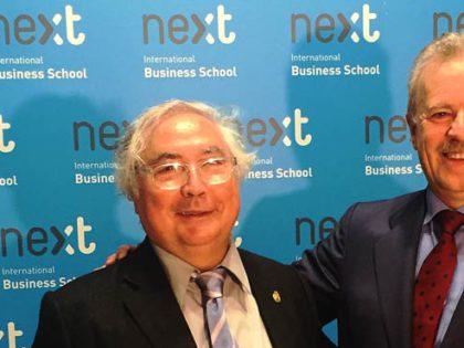 El profesor Manuel Castells impartirá una conferencia magistral en Next IBS