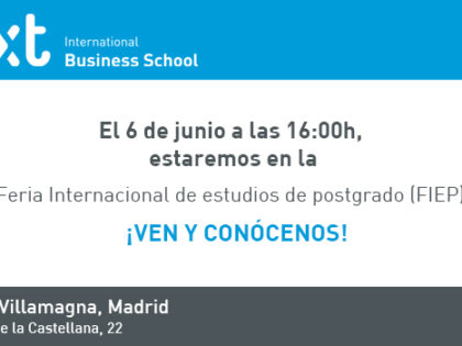 Next International Business School participará en la FIEP 2017