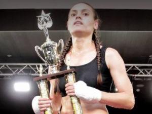 Una alumna del Master in International Business es subcampeona mundial de Kick Boxing