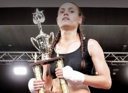 Una alumna del Master in International Business es subcampeona mundial de Kick Boxing