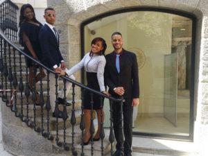 Alumnos de Next IBS crean una agencia de comunicación online para sedes diplomáticas