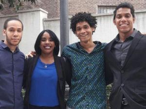 Estudiantes de Next IBS desvelan la realidad de la mujer en la política dominicana