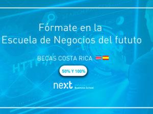 Becas para estudiantes de Costa Rica en España