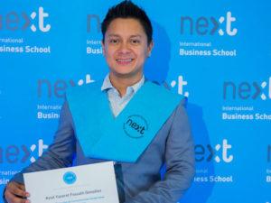 Kesil Fossatti, egresado de Next IBS, Director de Marketing Digital en la campaña presidencial de Panamá