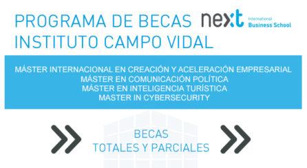 Becas Instituto Campo Vidal