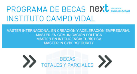 Becas Instituto Campo Vidal