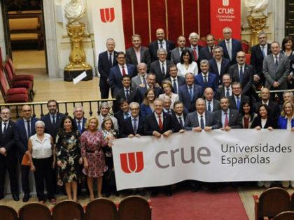Roberto Fernández Díaz, elegido nuevo presidente de la CRUE