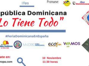 Conoce las oportunidades de negocio de la República Dominicana