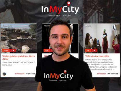 InMyCity: un proyecto del alumni Manuel Vázquez nacido en Next IBS