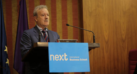 Conferencia Tribunal Electoral de Panamá Manuel Campo Vidal