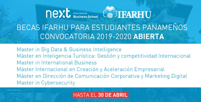 Becas-Ifarhu-Next-2019-2020