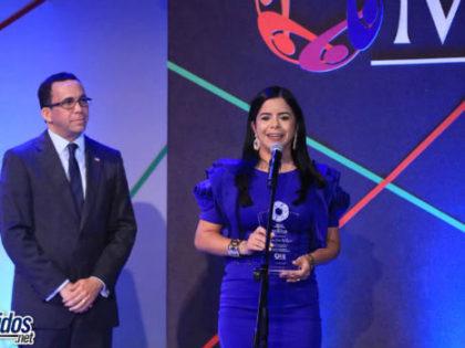 Valentina Féliz Guzmán, alumni de Next, gana el Premio Nacional de la Juventud