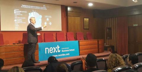 Embajador de Panamá en Next IBS