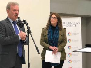 """Next IBS acoge la presentación de la iniciativa """"No más debates sin mujeres"""""""