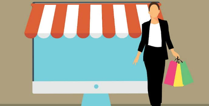 El comercio electrónico aumenta el número de exportaciones