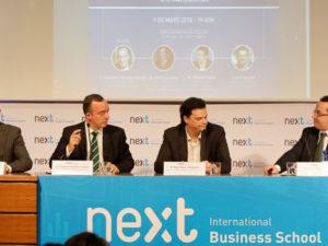 España debe estar a la vanguardia en la tecnología blockchain