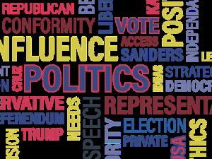 ¿Qué actores participan en el proceso de la Comunicación Política?