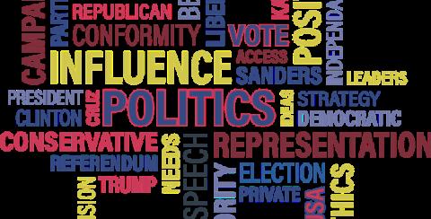 Los políticos, los medios y la opinión pública son fundamentales para la Comunicación Política