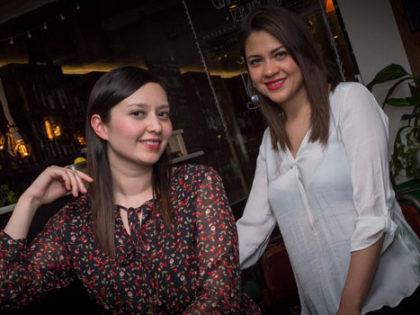 """Las egresadas de Next IBS Ave María Azucena Aguayo y Navil Barbarín lanzan el proyecto """"EmbajadorasMX"""""""