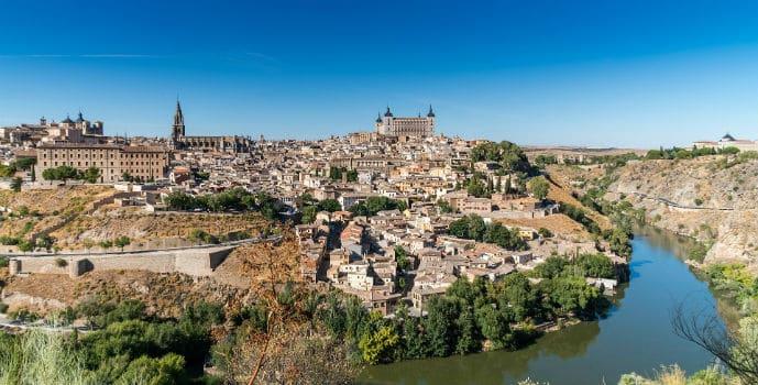 Toledo es una de las ciudades españolas que apuestan por el turismo sostenible